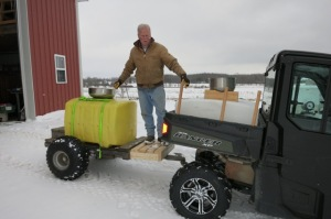 Greg and the Sap Buggy